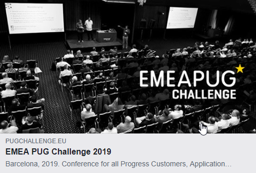 combit sponsors EMEA PUG Challenge