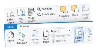 New Ribbon Icons in Office 2019 Style
