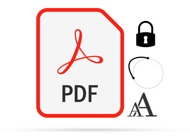 New PDF Export